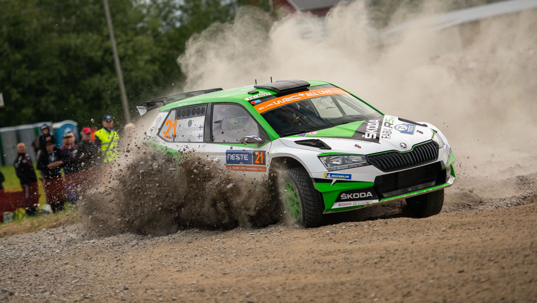 Rally Finland: Current News and Results