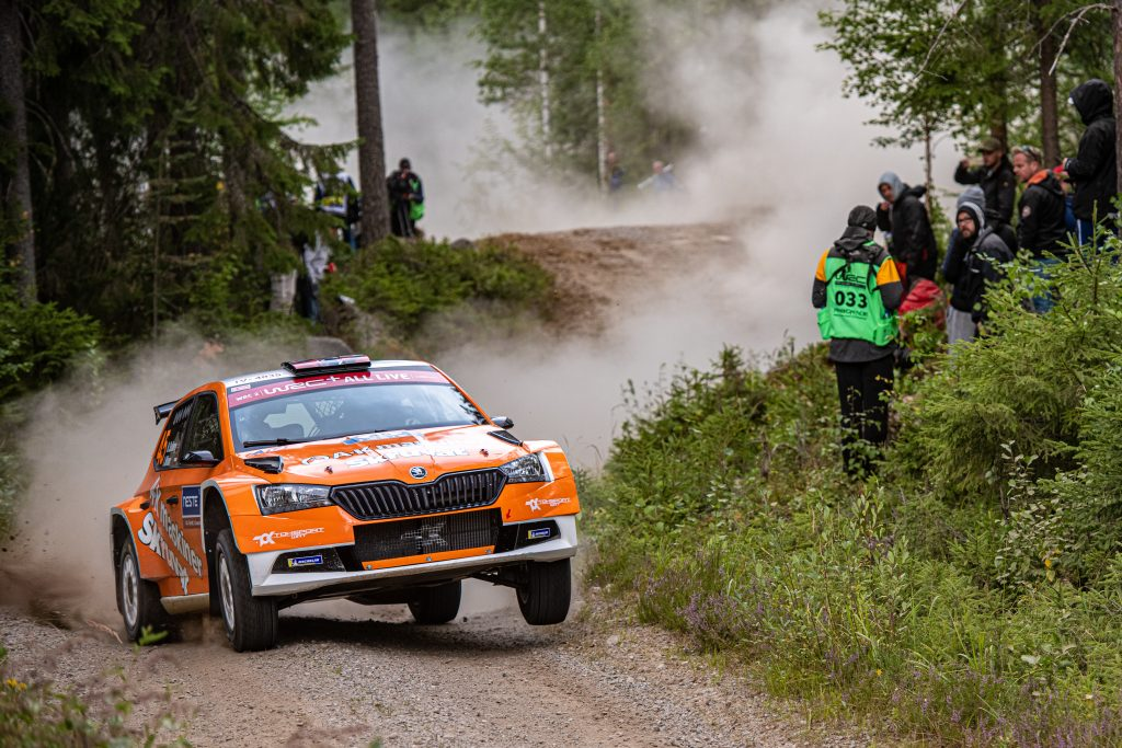 Solberg/Minor-Petrasko, Rally Finland