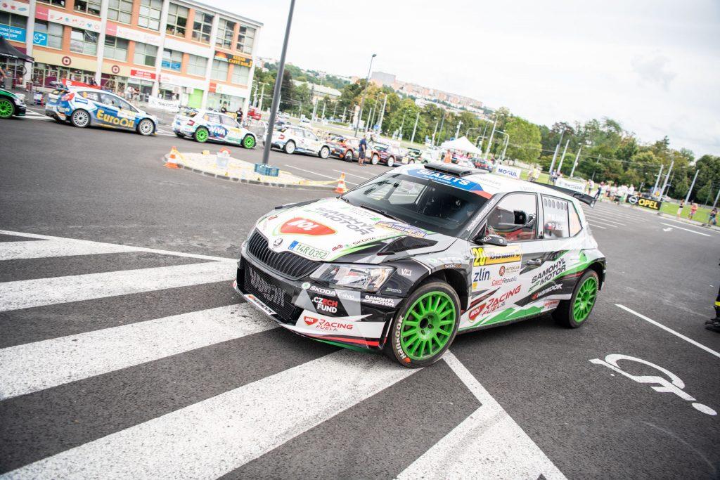Jakeš/Machů, Barum Czech Rally Zlín