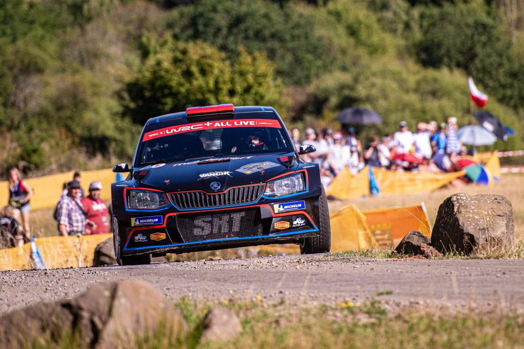Gryazin/Fedorov, ADAC Rallye Deutschland