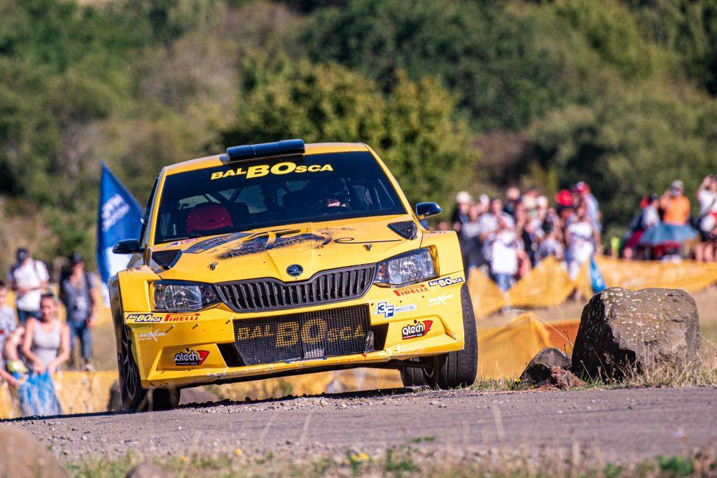 Roncoroni/Brusadelli, ADAC Rallye Deutschland