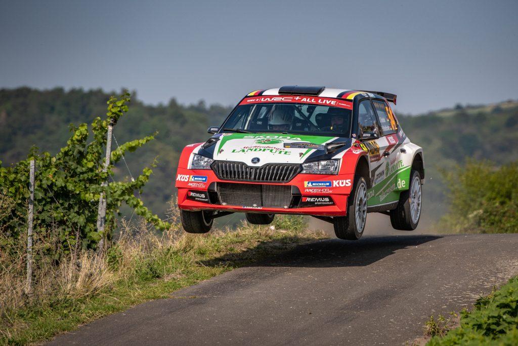 Griebel/Winklhofer, ADAC Rallye Deutschland