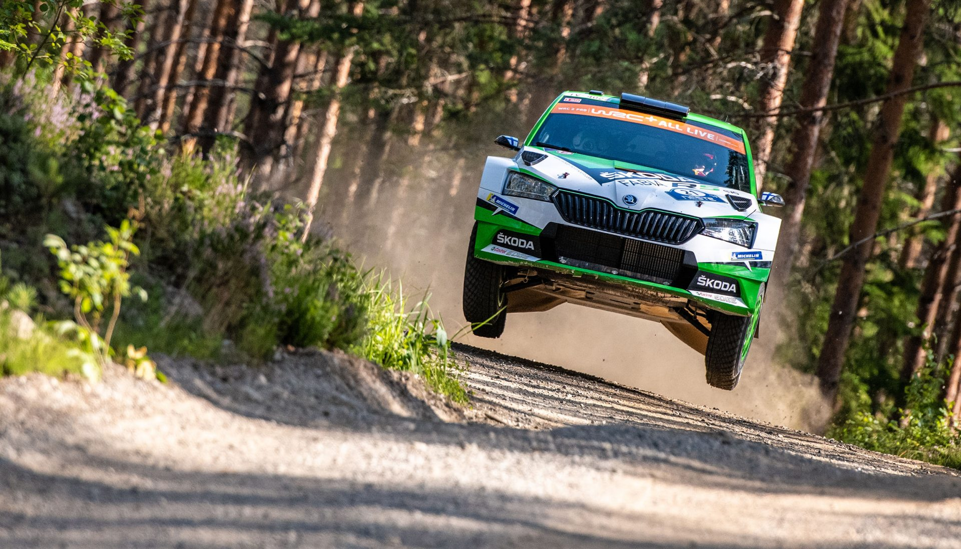 Jumping for Gold. The Story of Rally Finland | Video