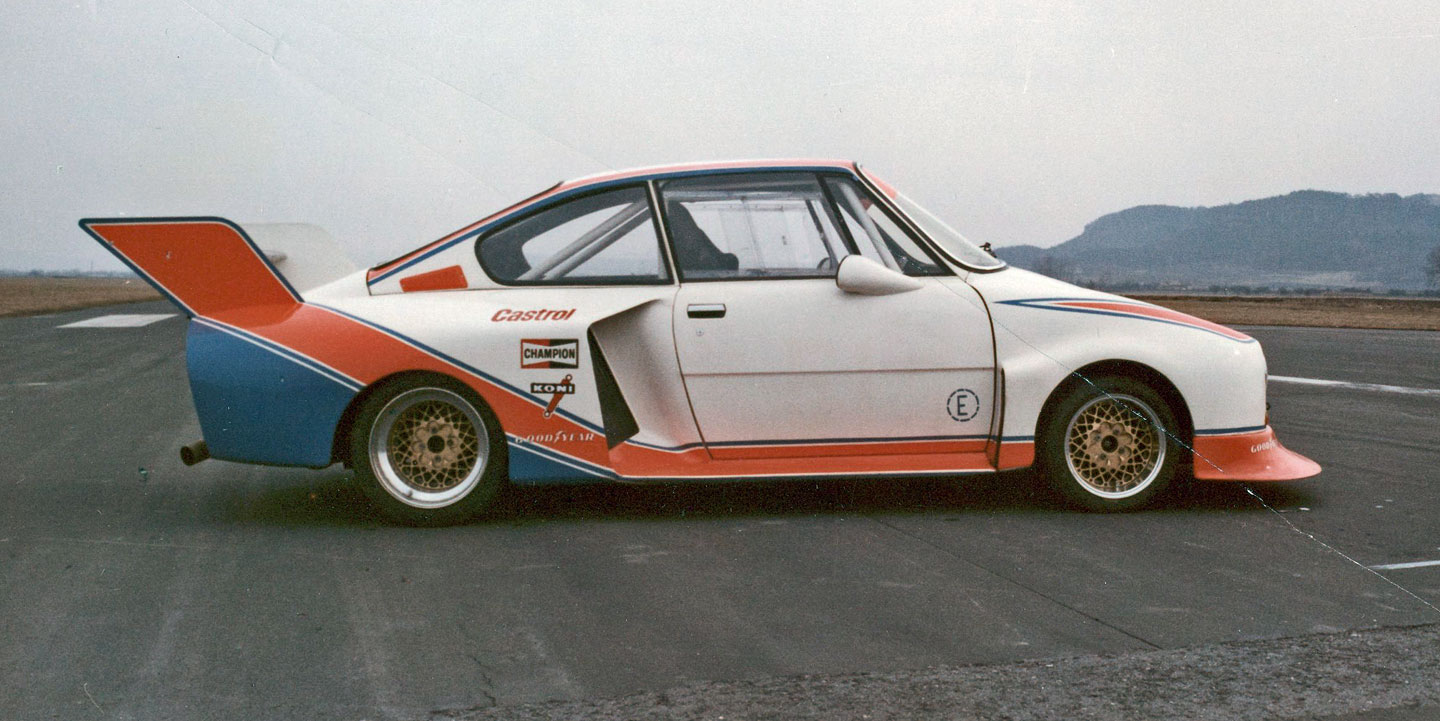 ŠKODA 130 RS A5: A Winged Road-Racer