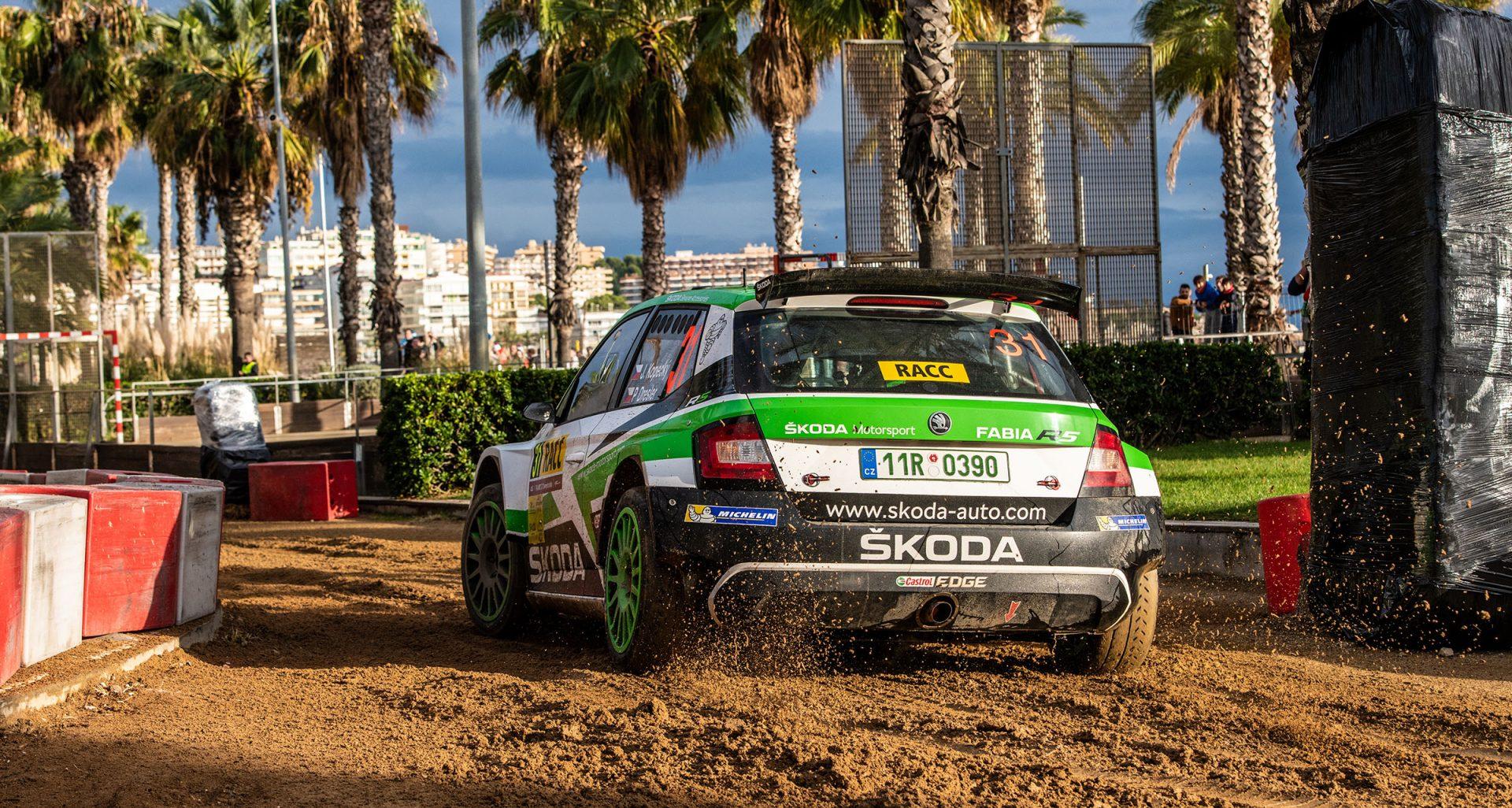 One Rally, Two Challenges. RallyRACC Catalunya