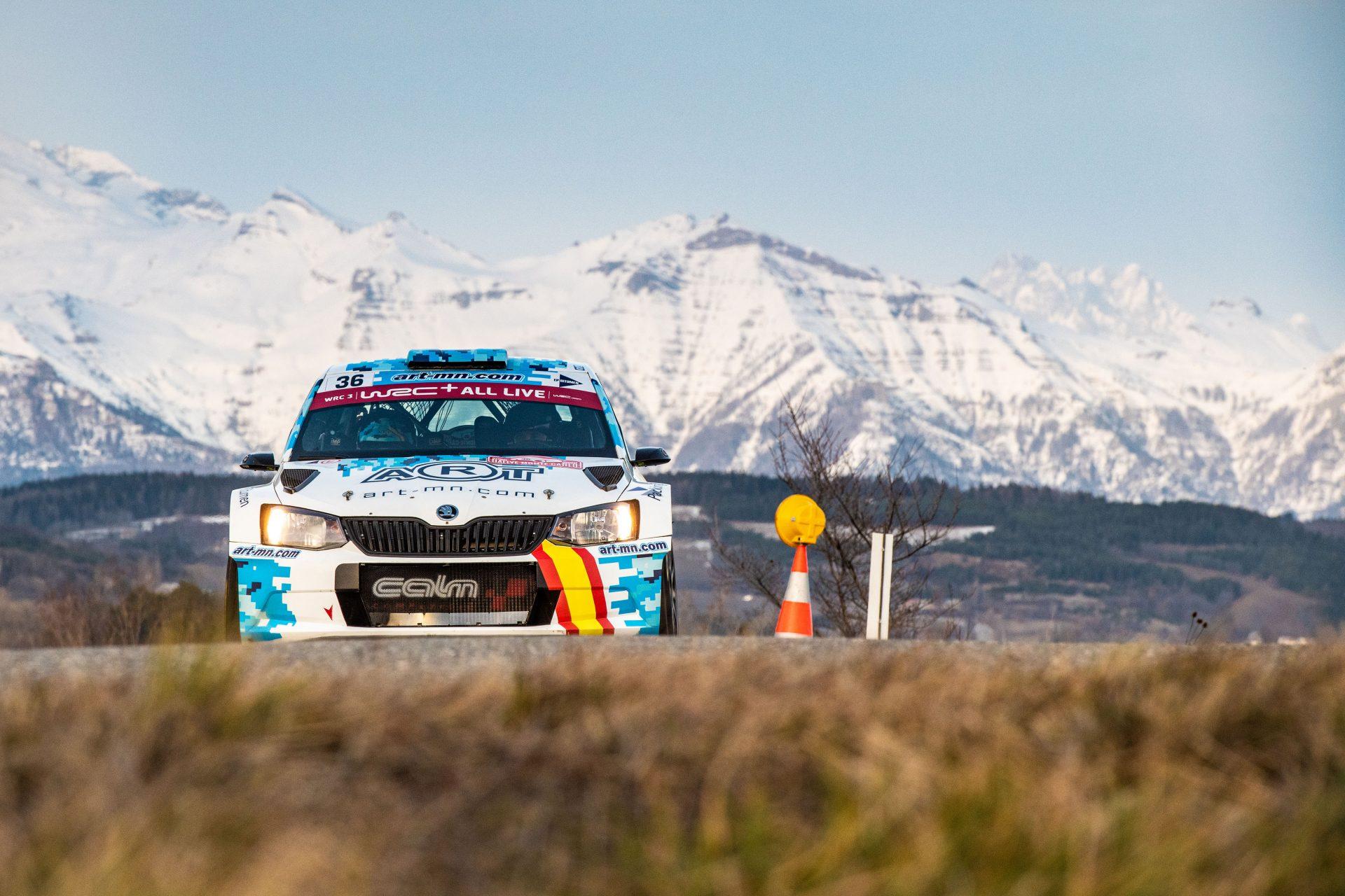 Winter Wonderland. Enjoy the Views of this Year's Rallye Monte Carlo | Gallery