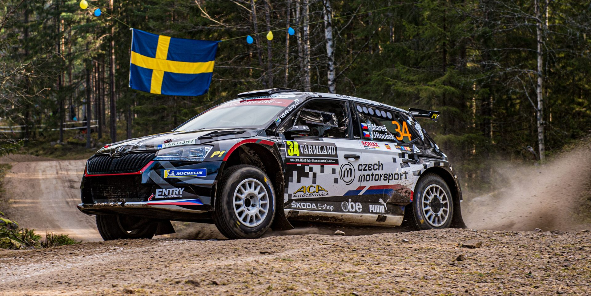 Rally Sweden Starts, Shorter This Year