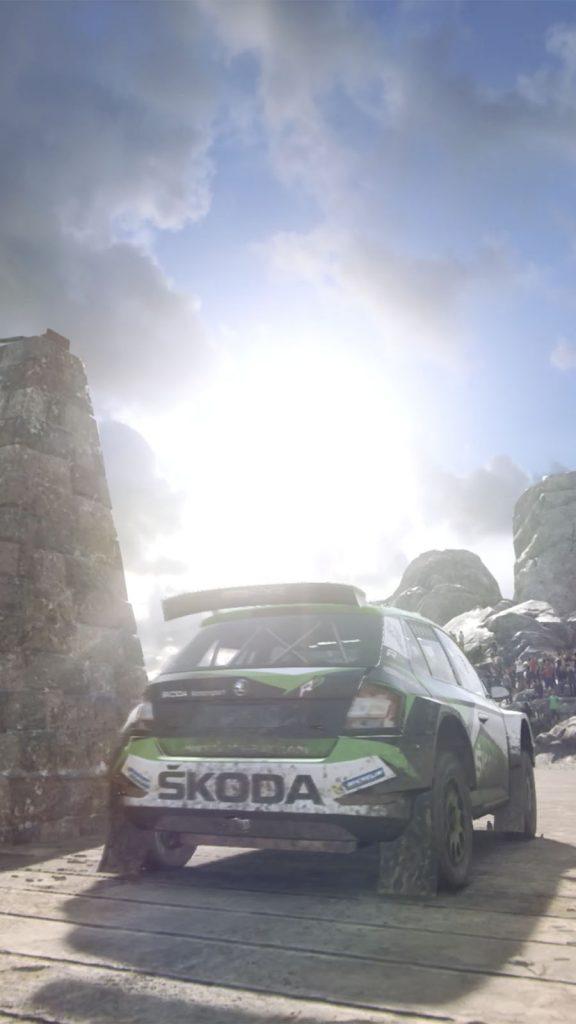 Škoda Motorsport eChallenge wallpaper