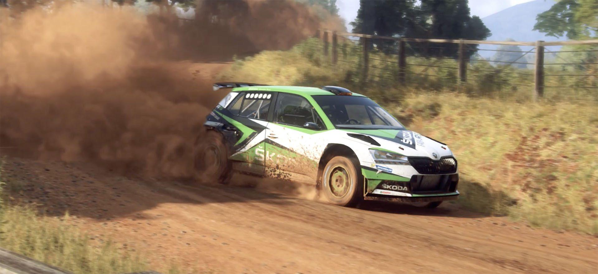 ŠKODA Motorsport eChallenge Continues with Rally Australia