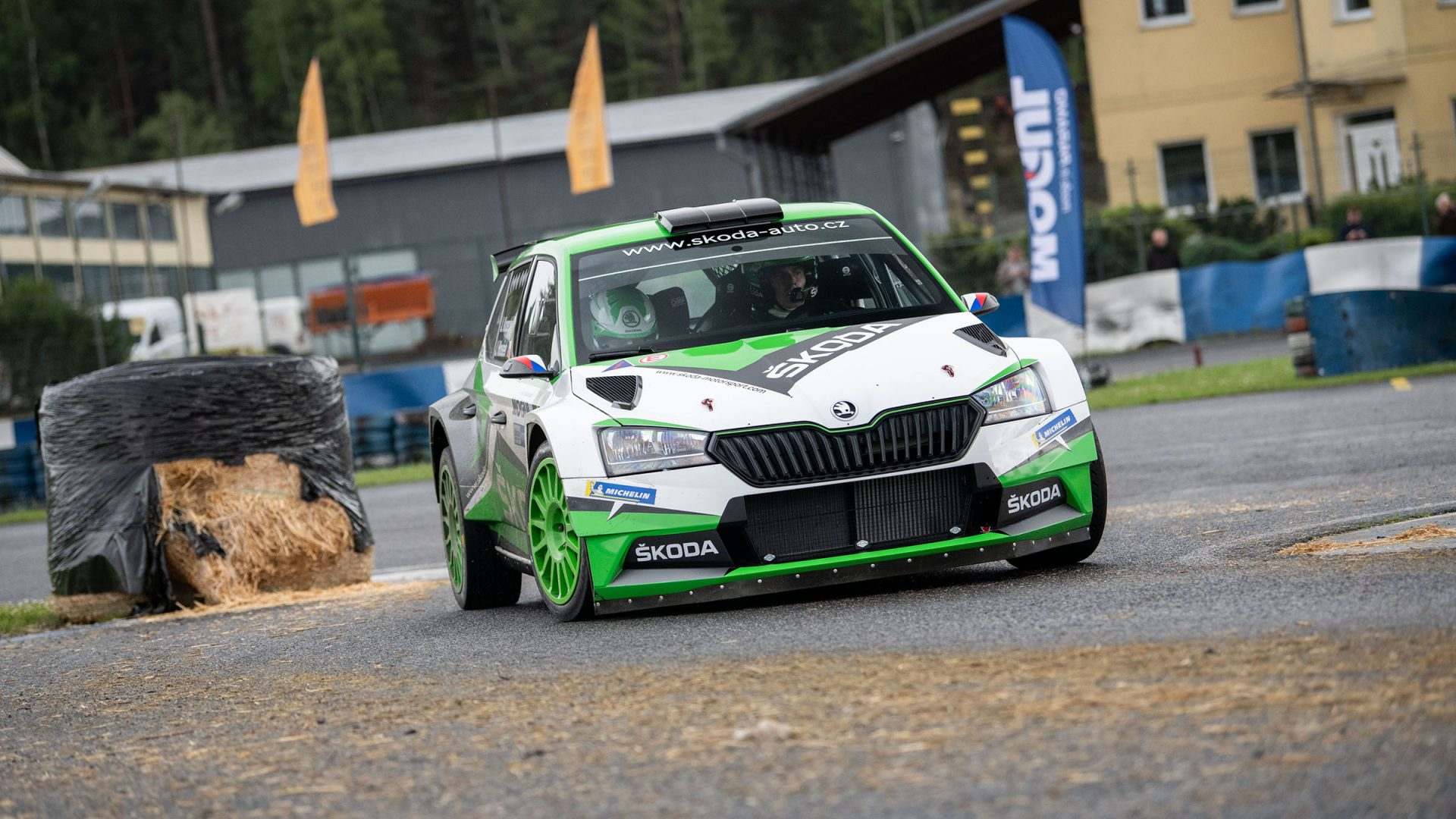 Mogul Test Rally: First Time Back in Action!