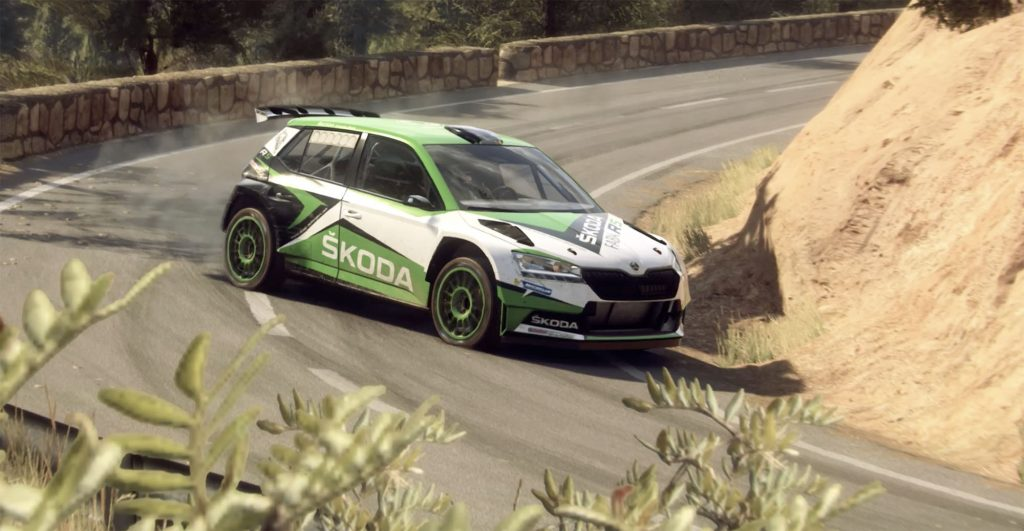 skoda-motorsport-echallenge-heads-to-spanish-tarmac