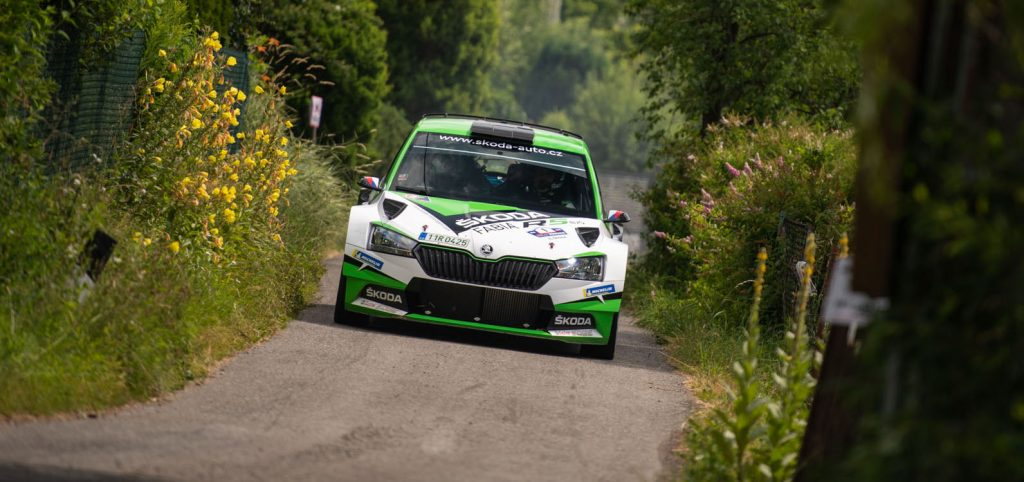 rally-bohemia-begins-skoda-motorsport-defends-victory