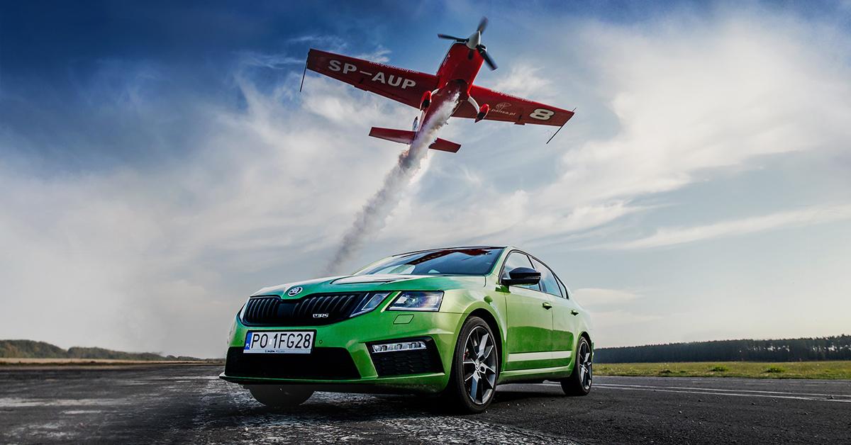 STARCIE ZIEMIA-POWIETRZE: PILOT RAJDOWY A PILOT SAMOLOTU